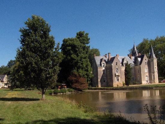 Chateau de Montriou : Klassische Ansicht Chateau Montriou