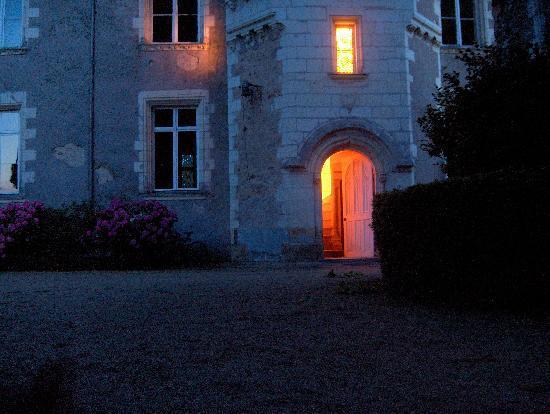 Chateau de Montriou : Romantisches Chateau Mondtriou