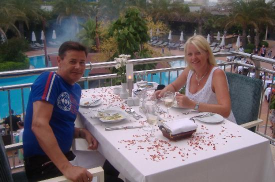 Liberty Hotels Lara : italion restaurant