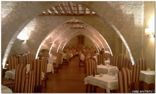 Cardona, España: Restaurant