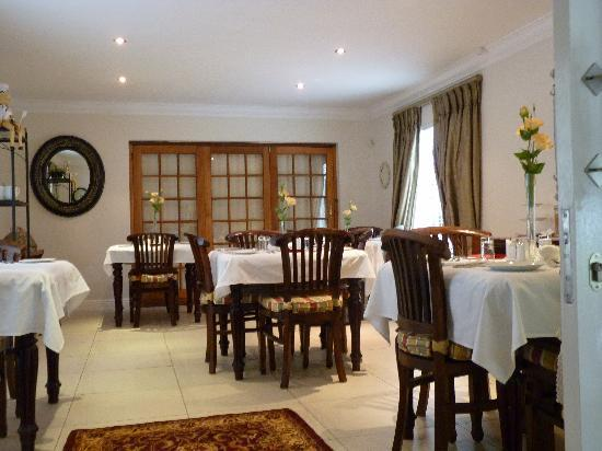 Bryan Manor Guest House: breakfast room