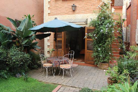 Chez Aina: bungalow