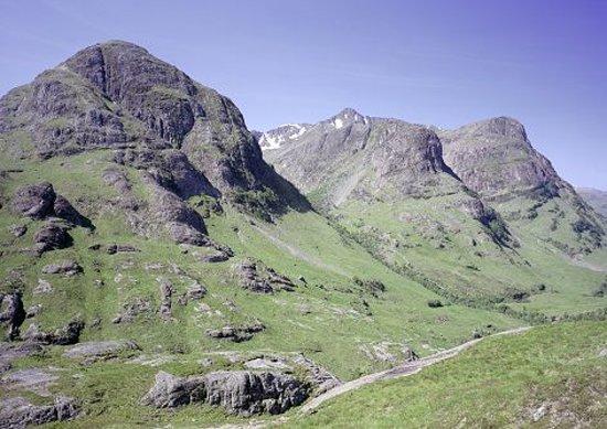 Glencoe, UK: The Three Sisters