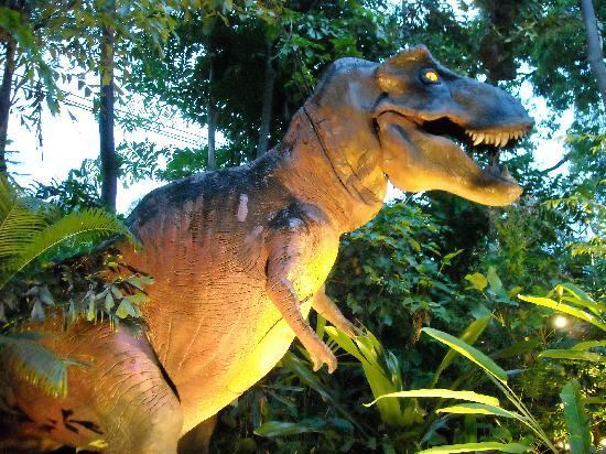 Karon, Thailand: T-Rex