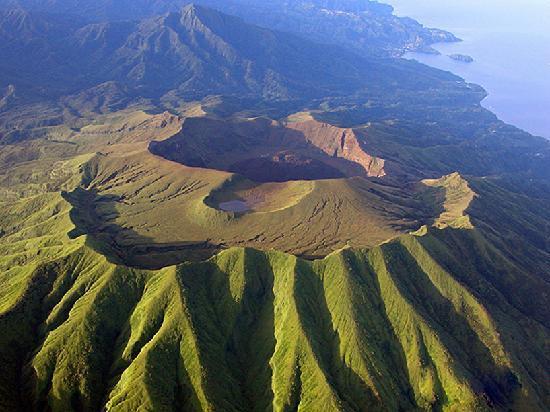 St. Vincent og Grenadinene: La Soufriere Volcano