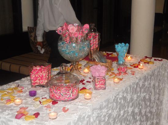 Paradisus Punta Cana Resort: Candy Table