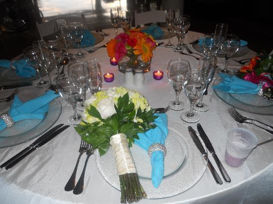 Paradisus Punta Cana Resort: Table Setting