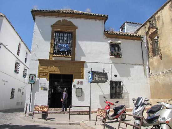 Restaurante Almudaina: Exterior