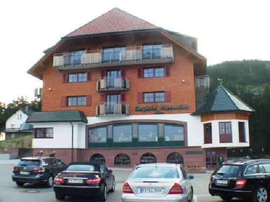 Зеебах, Германия: The hotel