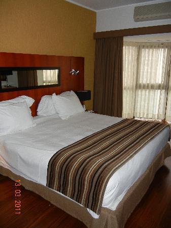 Clarion Suites Lisbon : Bedroom