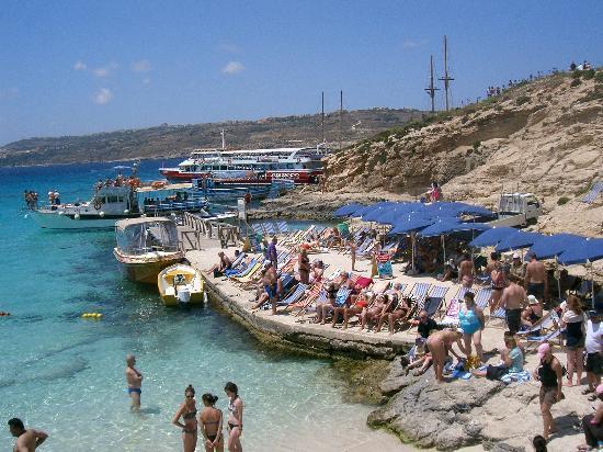 Mellieha, Malta: Blue Lagoon