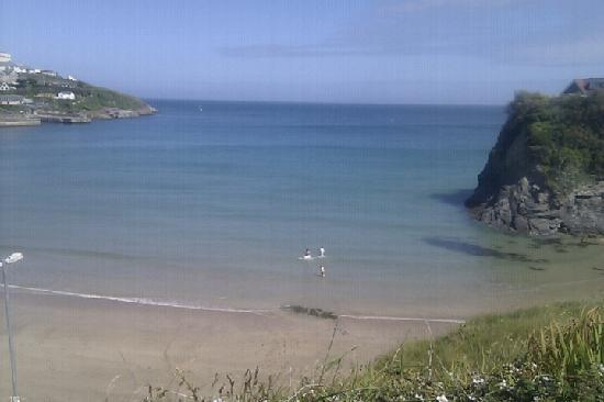 Legacy Hotel Victoria - Newquay: Newquay beach just minutes from Hotel Victoria