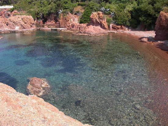 Agay, Prancis: crique fernand reynaud
