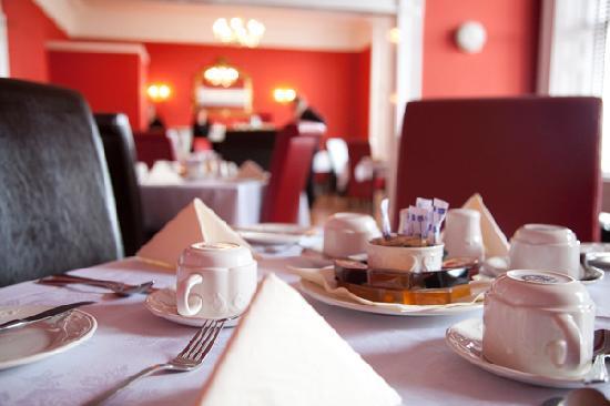 Grand Hotel - Lerwick: Breakfast Room