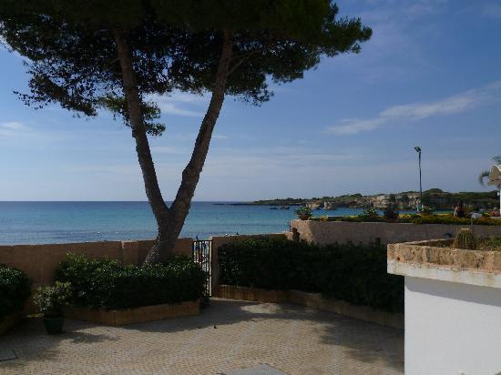 Hotel Fontane Bianche Beach Club : Panorama fantastico