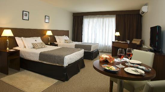 Las Bayas Hotel: Junior Suite Twin