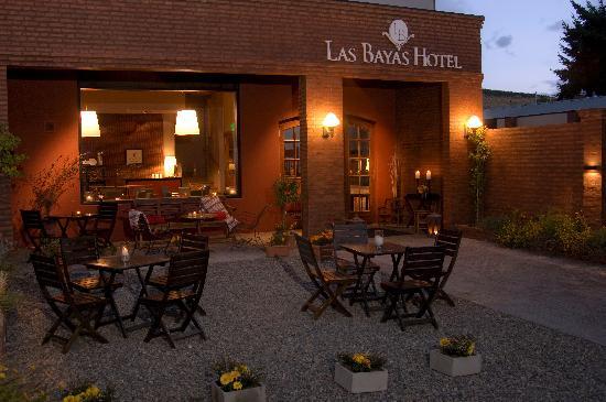 Las Bayas Hotel: Entrance