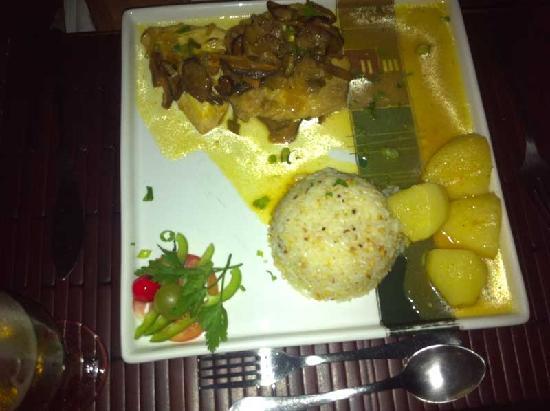 Casa Acayu Pousada & Bungalows: Another amazing dinner