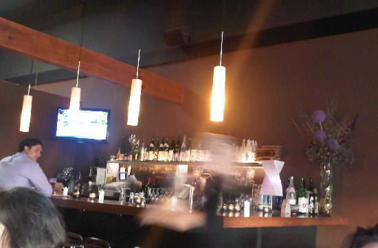 Yuzu: Random shot of the bar