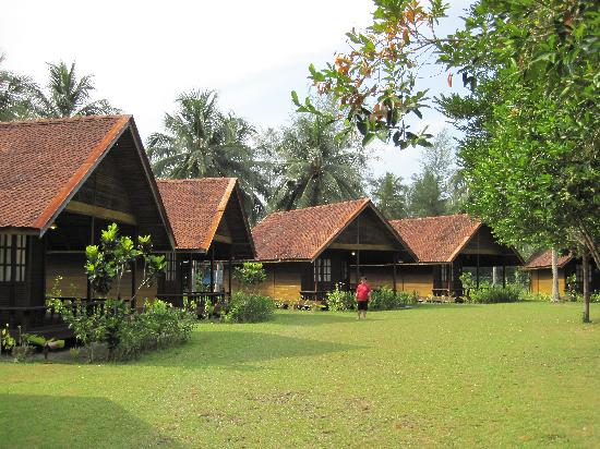 Pulau Besar, Malezya: my room