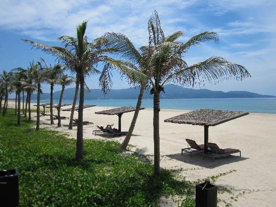 Fusion Maia Da Nang: beach