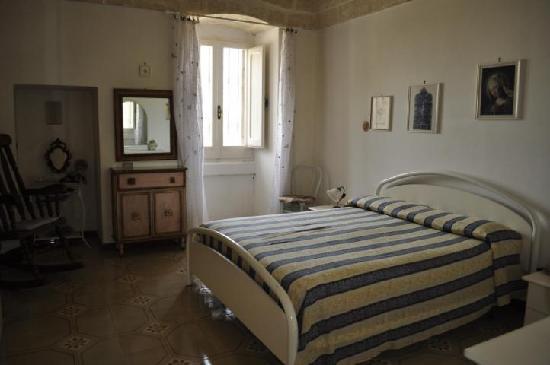 Masseria Campi: letto
