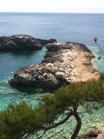 Tremiti Islands, Italy: S.Domino - Grotta del Sale