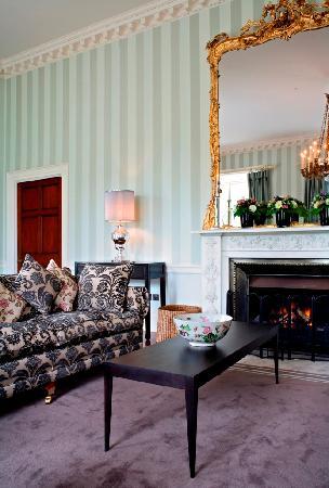 Radisson Blu Farnham Estate Hotel, Cavan: The Boudoir Room Farnham House
