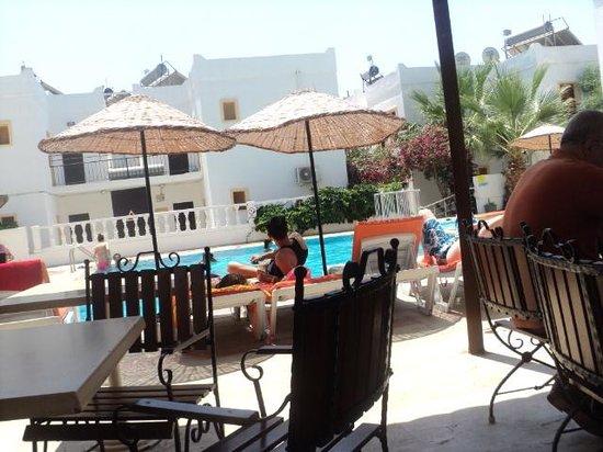 Alta Park Hotel: Bar area