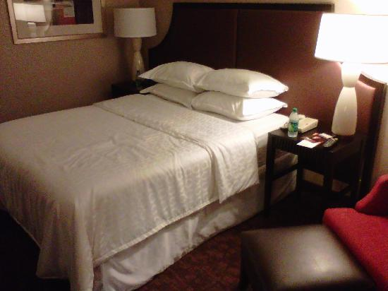 Sheraton Atlanta Hotel: Comfortable Sweet Sleeper Bed