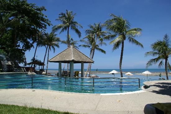 Centara Villas Samui : Pool