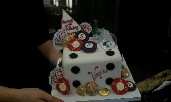 50th Birthday Cake Picture of Freeds Bakery Las Vegas TripAdvisor