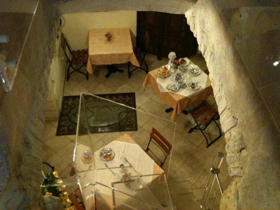 Residenza Crisaripa : sala colazione