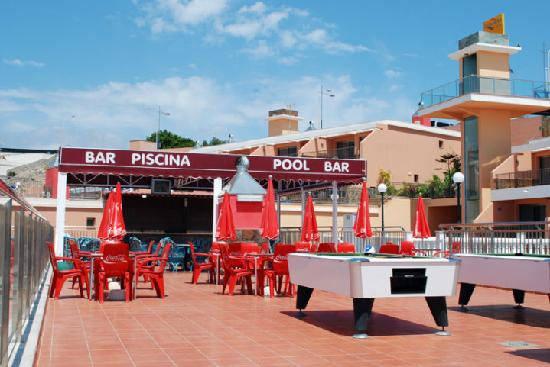 Balcon Del Mar: PoolBar