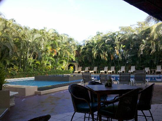 Hotel Coco Palms Pool