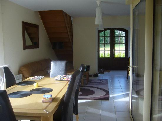Domaine De Brantome Holiday Rentals: the living room