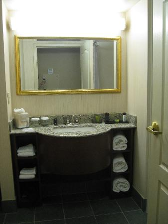 Embassy Suites by Hilton Orlando Airport: bathroom