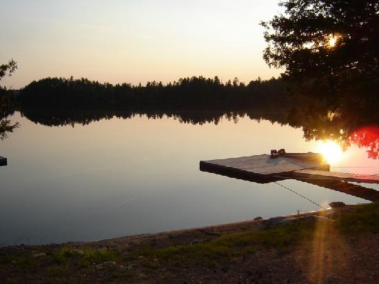 Temagami, Canada: Aaaah the sunset