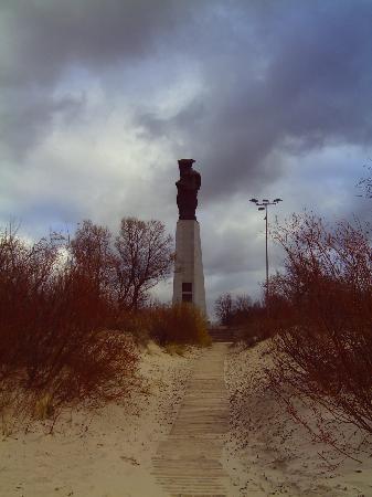 Dünen in Liepaja