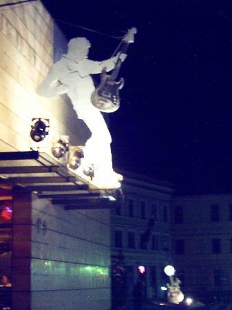 Liepaja, Letonia: Das Hard Rock Café
