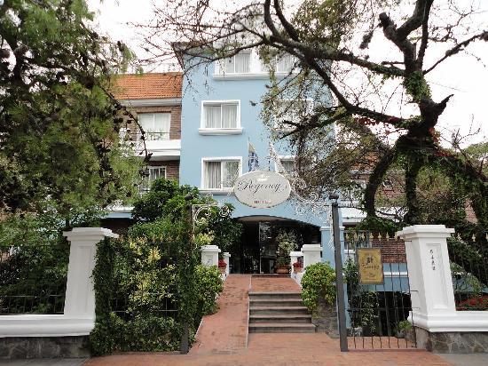 Regency Suites Hotel-Montevideo: Regency Park Suites Hotel Boutique