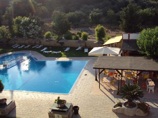 Achousa Hotel: lovely quiet pool