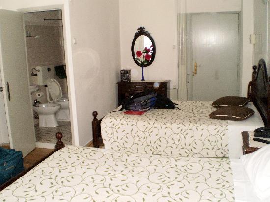 Residencial S. Jorge: habitacion cuadruple