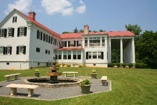 Don T Have Your Wedding Here Review Of Rosemont Manor Berryville Va Tripadvisor