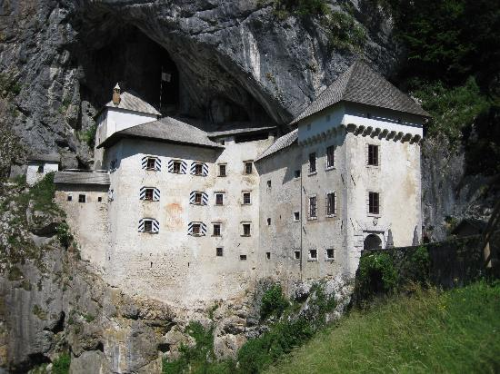 Postojna, Slowenien: Predjama Castle