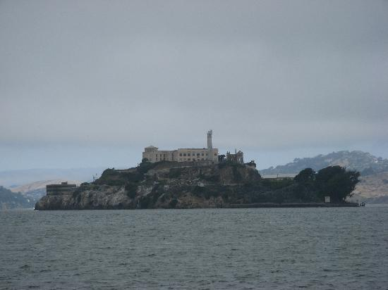 San Francisco, Kalifornia: Alcatraz
