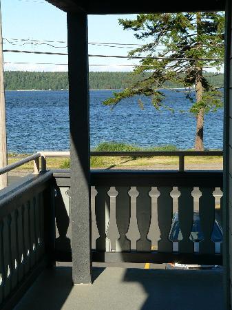 Heron's Landing Hotel: Zimmer mit Balkon