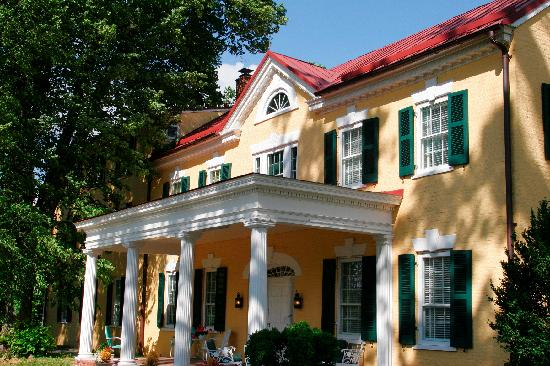 Leesburg, VA: George C. Marshall International Center at Dodona Manor