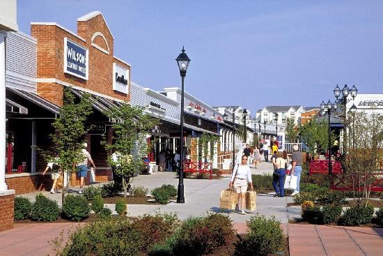 Лизбург, Вирджиния: Leesburg Corner Premium Outlets