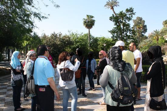 Sevilleventours: Con Paloma, nuestra guía
